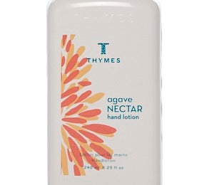 Miracle Worker: Thyme Agave Nectar Hand Lotion
