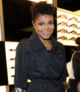 Star Gazing: Janet Jackson Does Paris with Style