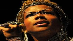 Star Gazing: Kelis Releases Her Inner Goddess