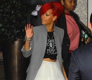 Coffee Talk: Rihanna Reflects on Chris Brown Incident