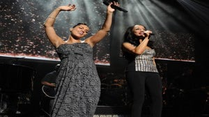 Star Gazing: Alicia Keys and Sade Are Sisters with Voices