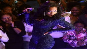 Star Gazing: Ashanti Sparkles on Stage