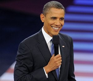 President Obama Rallies Youth at BET/MTV Town Hall