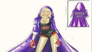 The Blay Report: Victoria's Secret Runway Sketches