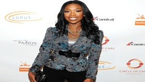 Coffee Talk: Brandy Gets Top Score on 'DWTS'