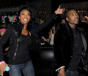 Star Gazing: Brandy and Ray J 'Just Dance'