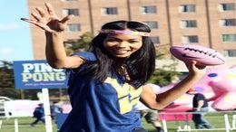 Star Gazing: Chanel Iman Has a Field Day