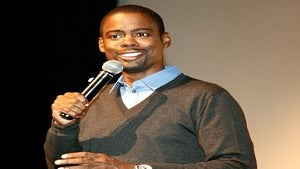 Chris Rock Calms a Pregnant Woman in Labor at Mall