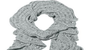 Daily Dose: Ludgate Ruffled Wool-Blend Scarf