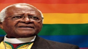 Desmond Tutu: 'Hate Has No Place in God's House'