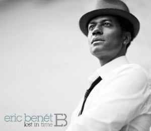 Exclusive: Eric Benet's 'Sometimes I Cry' Lyric Video