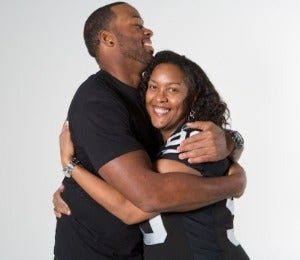 NFL's Jay Richardson and Mom Work with Campbell's