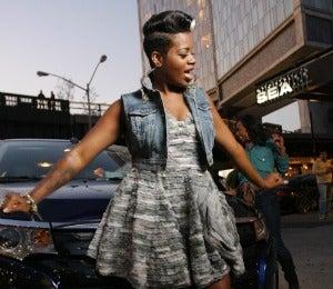 Coffee Talk: Fantasia Shoots 'I'm Doin Me' Video