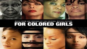 'For Colored Girls' Soundtrack Revealed