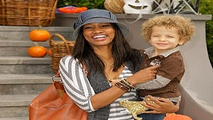 Star Gazing: Garcelle and Jax Prep for Halloween