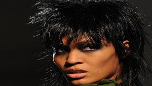 Office Obsession: 'Rocker Chic' Hair at Gaultier