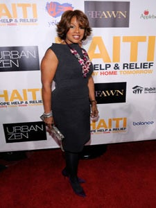 Gayle King Turns Down 'Dancing with the Stars' Offer