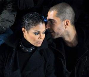Star Gazing: Janet Jackson and Wissam in Paris