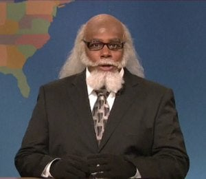 'SNL' Pokes Fun at 'Rent is Too Damn High' Party