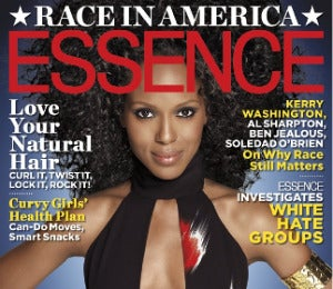 Kerry Washington on the November Cover of ESSENCE