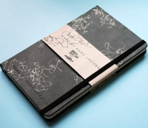 Daily Dose: Marc Jacobs for Moleskine Notebooks