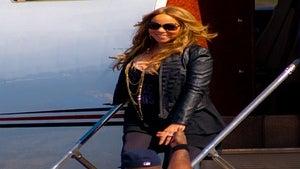 Star Gazing: Mariah Carey Jet Sets to Florida