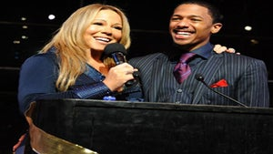 Star Gazing: Mariah Carey's Christmas Album Launch