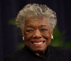 Maya Angelou Donates Papers to Schomburg Center