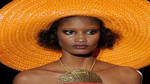 Model Behavior: Melodie Monrose, the New It Girl
