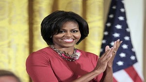 Michelle Obama Speaks Out Against Bullying