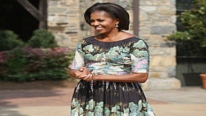 First Lady's  Wardrobe Choices Valued at $2.7 Billion