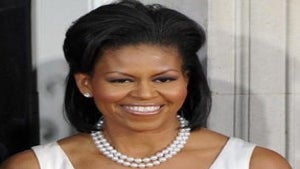 First Lady Style: Pearls