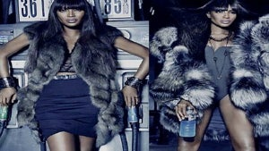 The Blay Report: Naomi's Fierce Fur Ads Debut