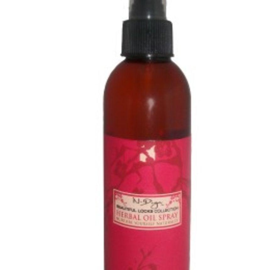 Hair Hot Item: N-Diya Herbal Oil Spray