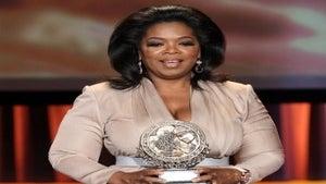 Oprah Winfrey Receives Minerva Award