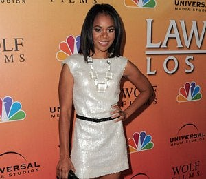 Regina Hall on Her 'Law and Order' Debut