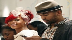 Rihanna and Matt Kemp Rendezvous in Paris