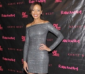 Star Gazing: Selita Ebanks at NYC 'Runaway' Premiere