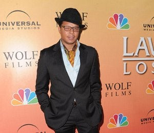 Terrence Howard on His 'Law and Order' Debut