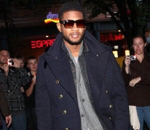 Star Gazing: Usher's Sexy Euro Style