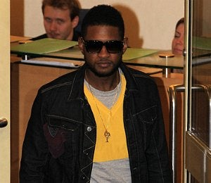 Usher: My Divorce is Like Lindsay Lohan's Problems