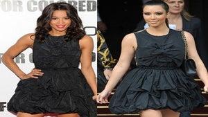 Who Rocked It Best: Kim Kardashian or Ciara?
