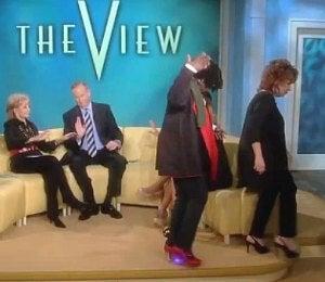 Whoopi Goldberg and Joy Behar Walk Off 'The View'