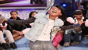 Star Gazing: Willow Smith Whips Her Hair at 106 and Park