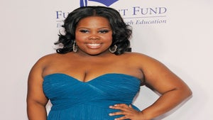 Star Gazing: Amber Riley at Stars 2010 Benefit Gala