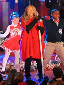 Mariah Says New Christmas Album is For Her Baby