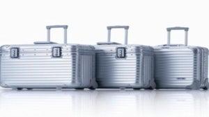 First Look: Rimowa Luxury Luggage