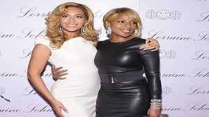 Star Gazing: Beyonce and Mary J. at '2BHAPPY' Launch