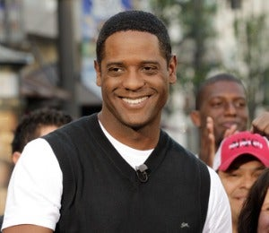 Star Gazing: Blair Underwood at 'Extra at The Grove'