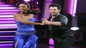 'DWTS': Brandy on Why Dancing is Her New Boyfriend